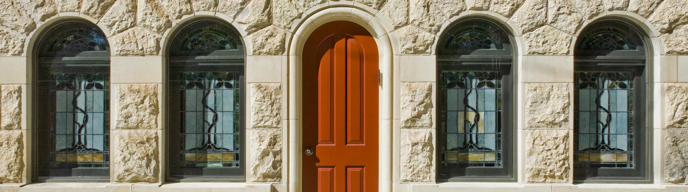 Historic Restoration of University United Methodist Church, Heimsath Architects, Austin, Texa