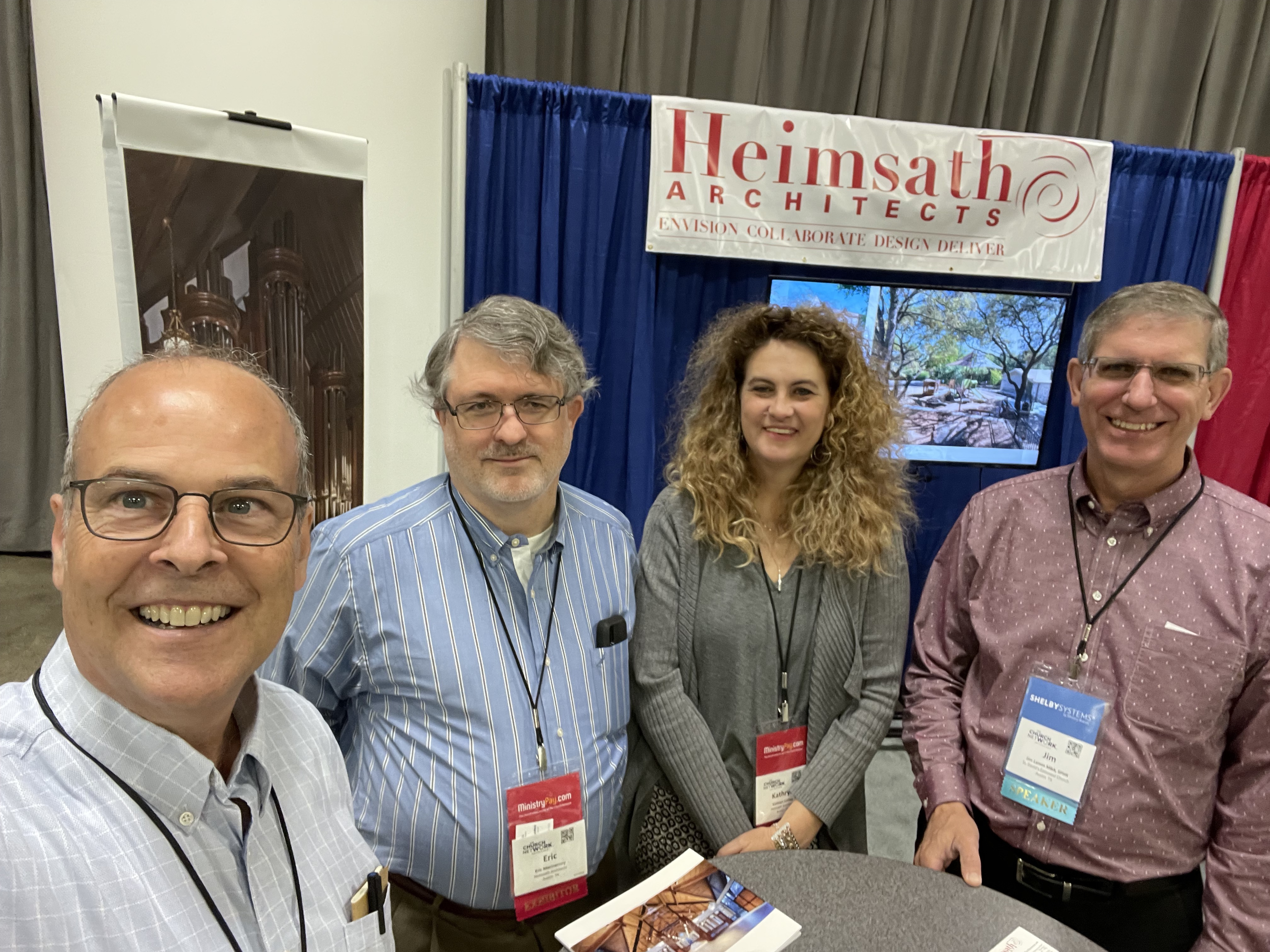HEIMSATH ARCHITECTS PRESENTS AT 65TH ANNUAL TCN CONFERENCE