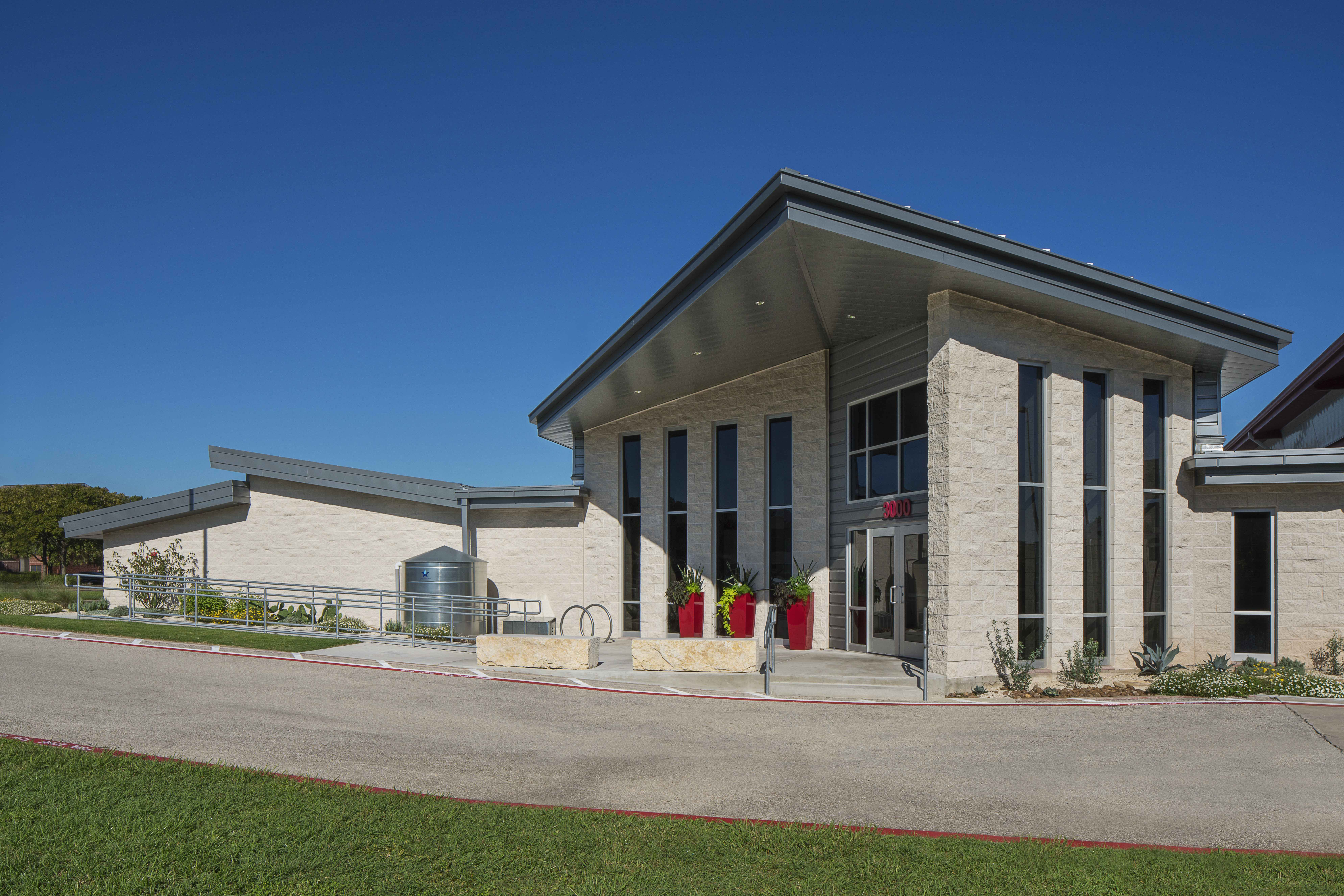 Wells Branch MUD Recreation Center Infill Addition Wins AGC Award