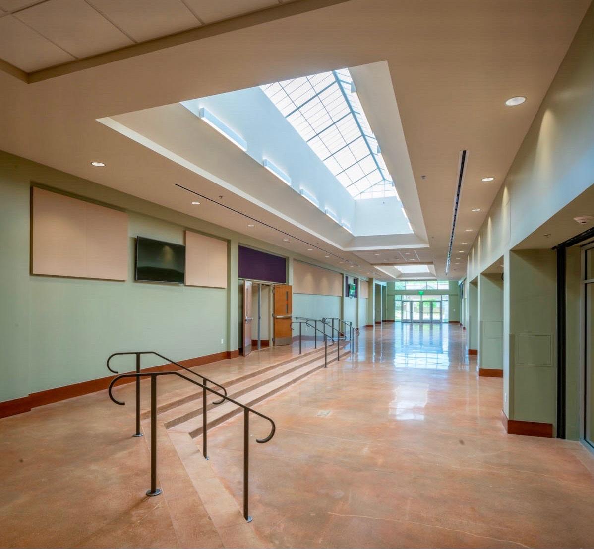 Woodlawn Baptist Austin Atrium